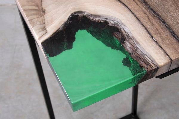 GREEN – drop-in dye
