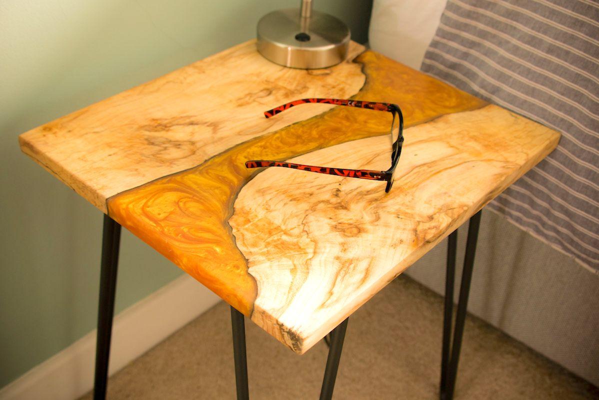 shimmer gold epoxidharz epodex. Black Bedroom Furniture Sets. Home Design Ideas