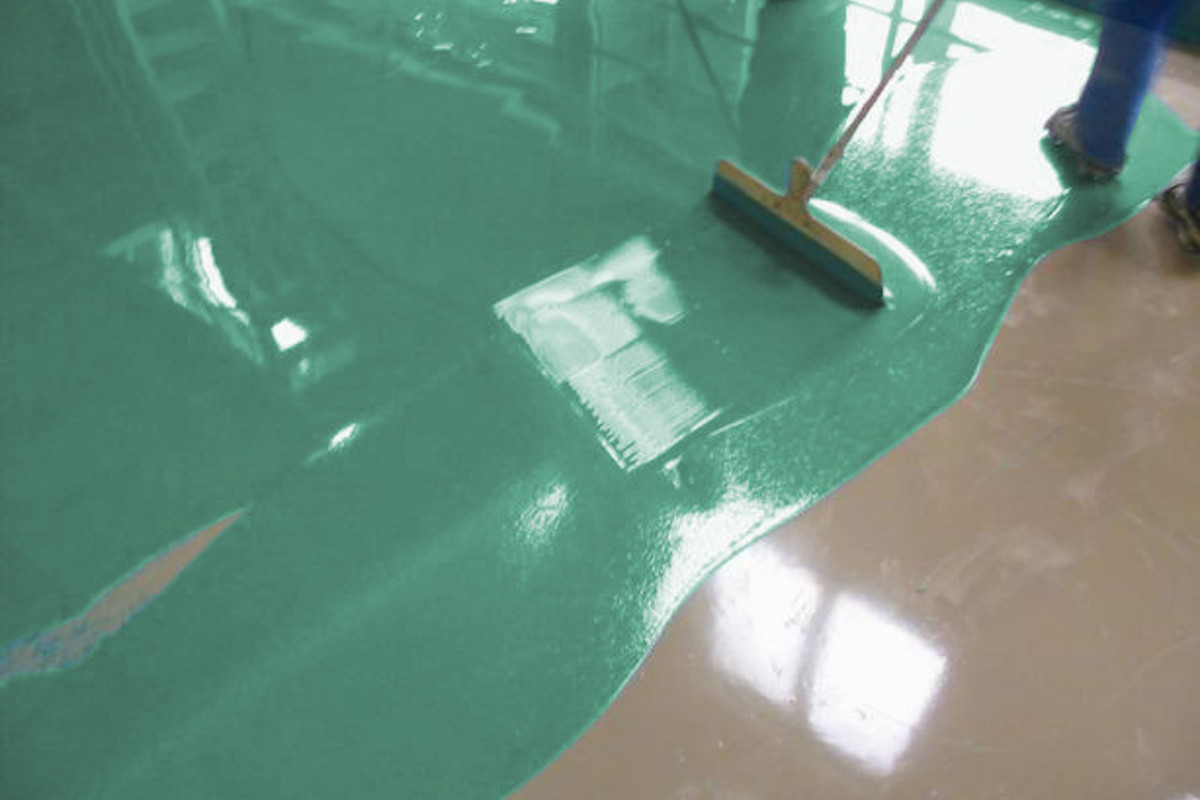 Epoxy Resin And Its Use In Seamless Floors - Somnusthera