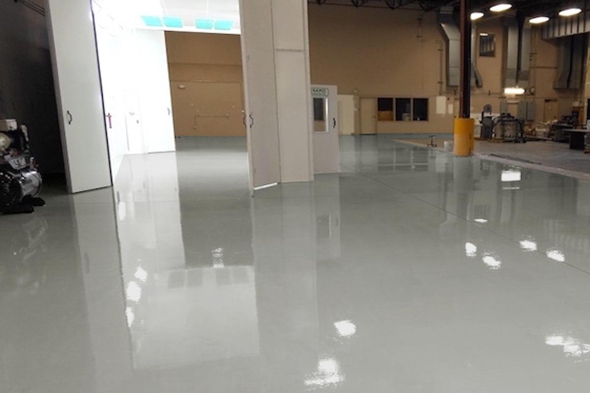Ral 7023 Concrete Grey Epoxy Floor