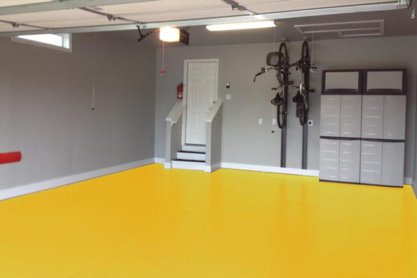 beschichtung epoxidharz epoxy floor ral1003 signalgelb epodex-