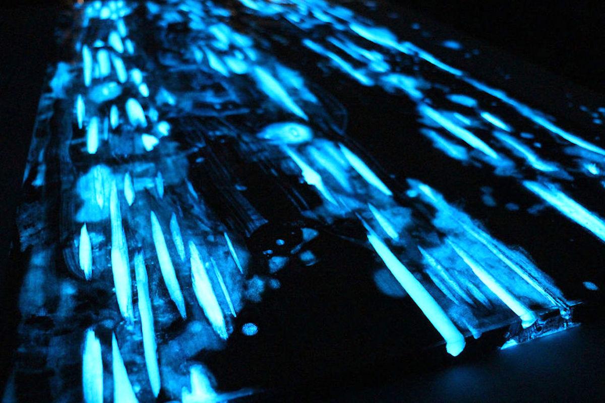 epodex glowinthedark epoxidharz