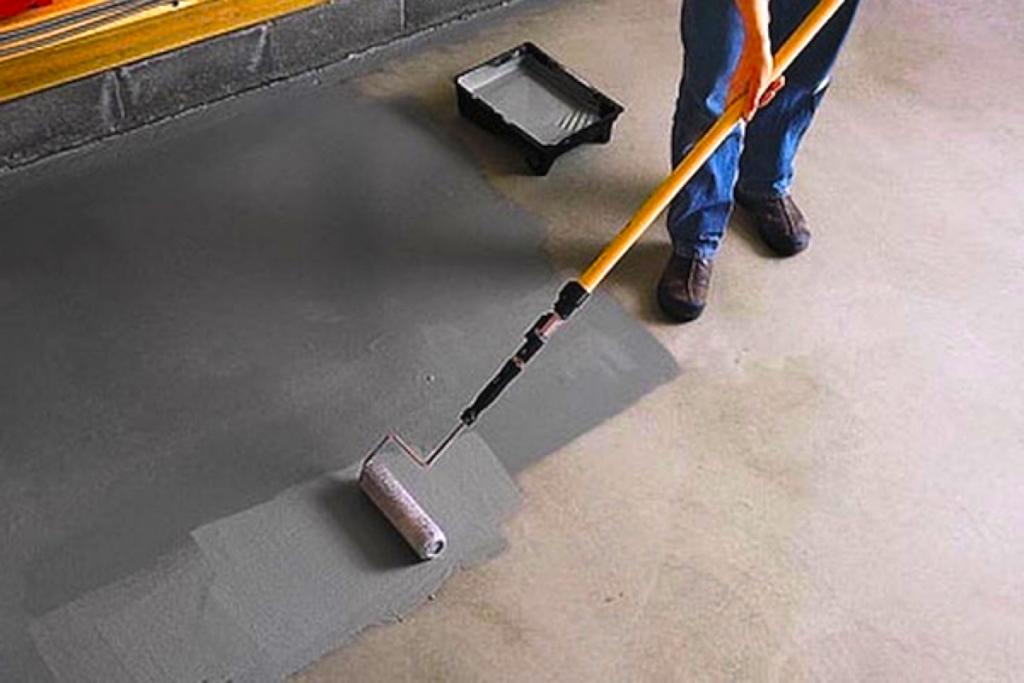 epoxidharz anwendung garagenboden
