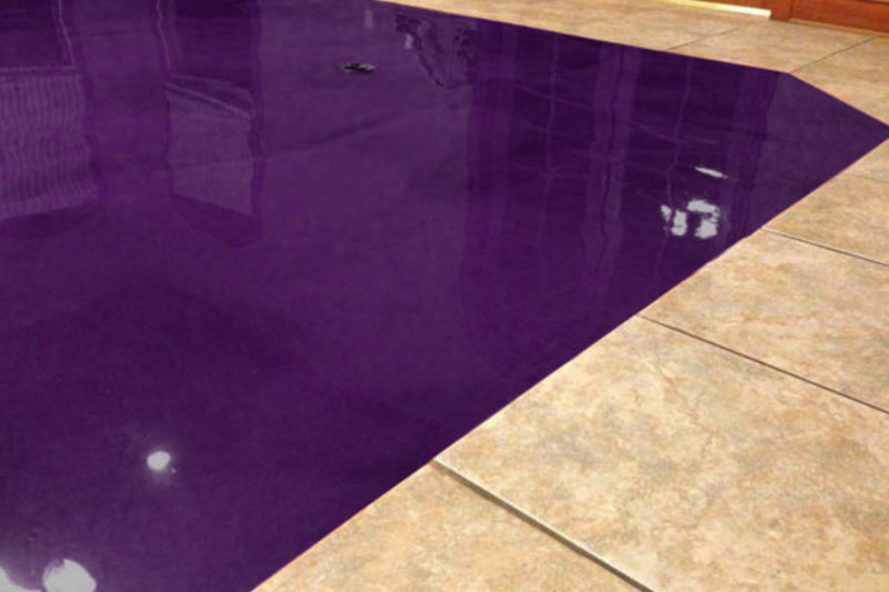 epoxidharz dark purple epodex