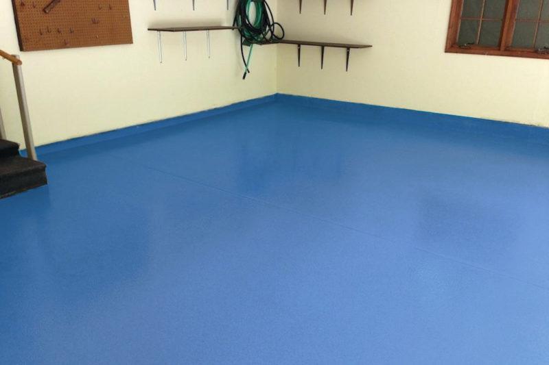 fußboden beschichtung epoxidharz epoxy ral5012 lichtblau epodex