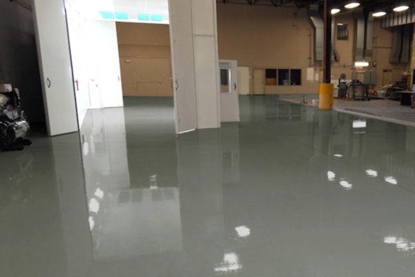 giessharz epoxidharz betonboden versiegeln ral7023 betongrau