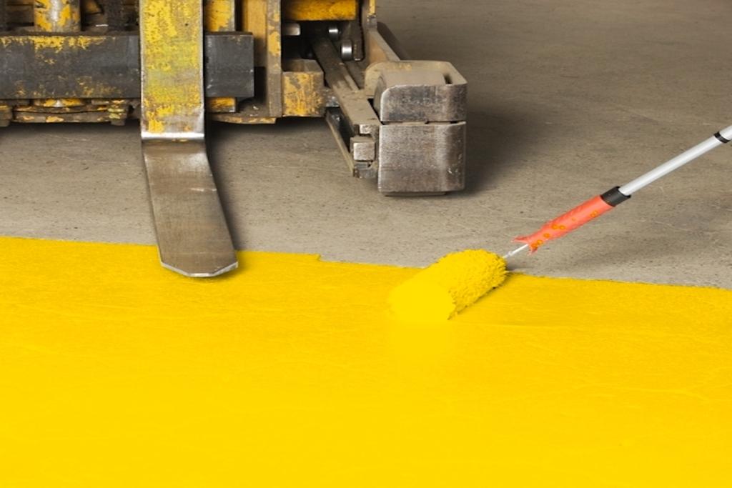 industrieboden epoxidharz farbe