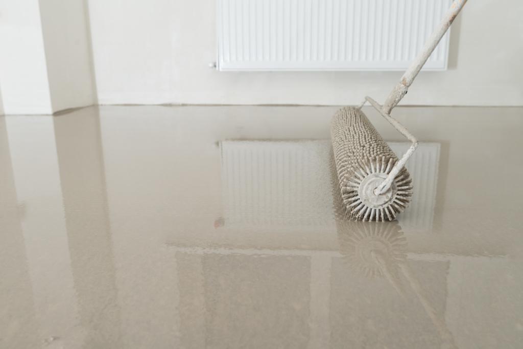 Gut bekannt Industrieboden selbst mit Epoxidharz beschichten - Top Qualität RS46