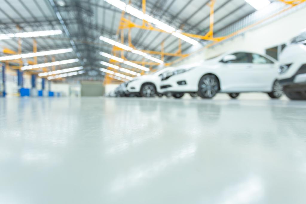 Favorit Garagenboden mit Epoxidharz hochwertig beschichten IO31