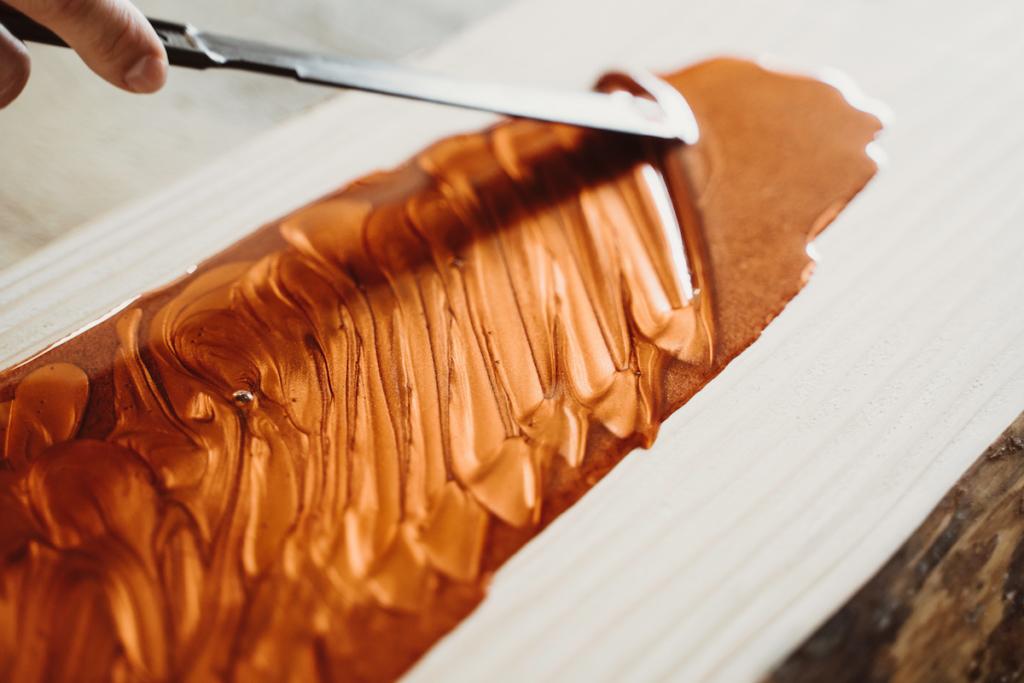 Epoxidharz Tisch Kunstharz