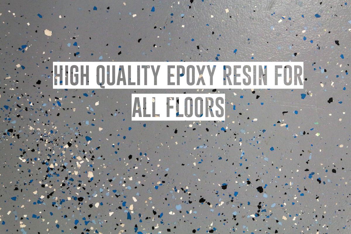 epoxy for floor
