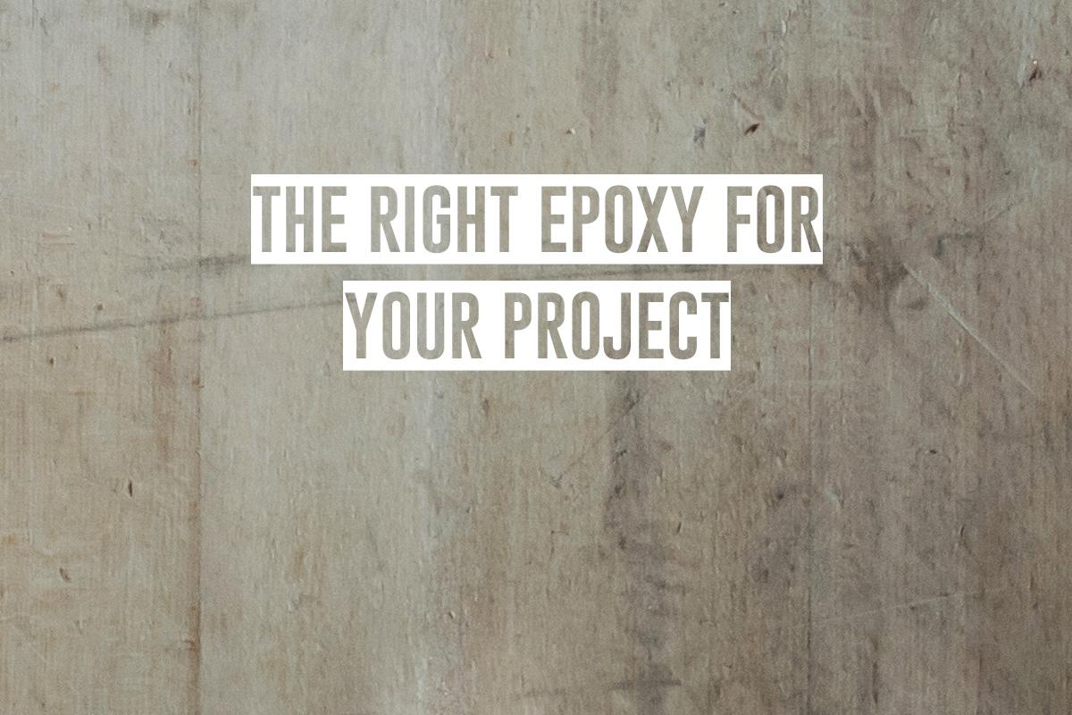 epoxy wood