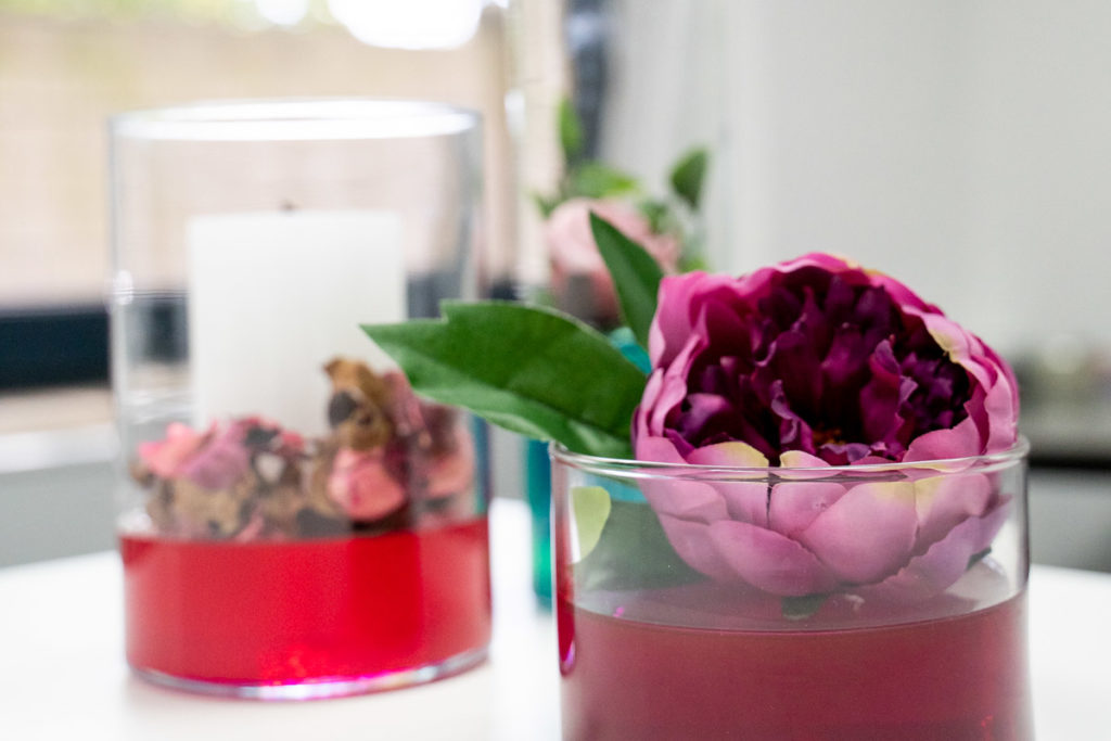 epoxidharz vase epoxy