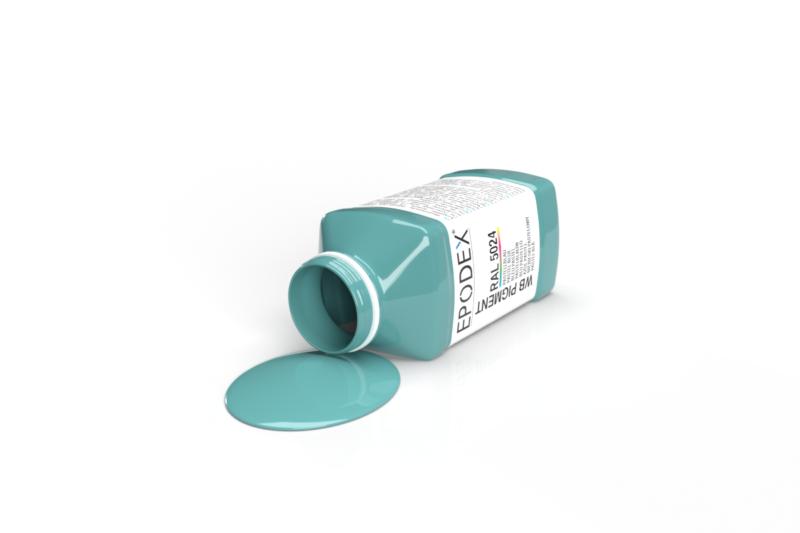 wb farbe colour pastellblau ral5024
