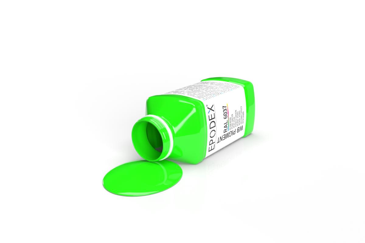 wb farbe colour reingruen ral6037