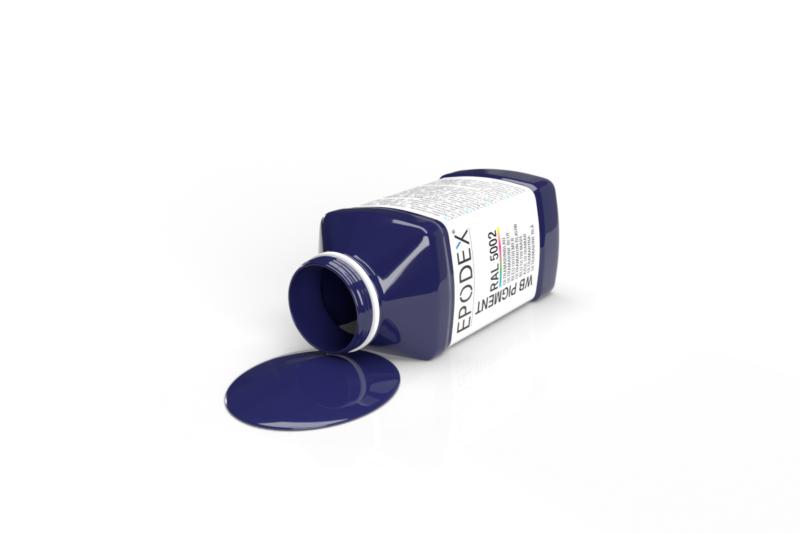 wb farbe colour ultramarinblau ral5002