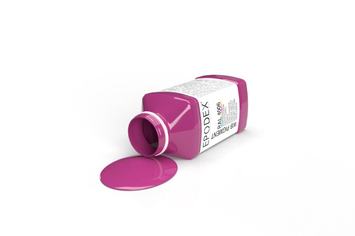wb farbe colour verkehrspurpur ral4006