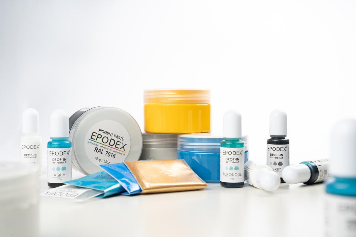 farbstoffe pigmente fuer epoxidharz