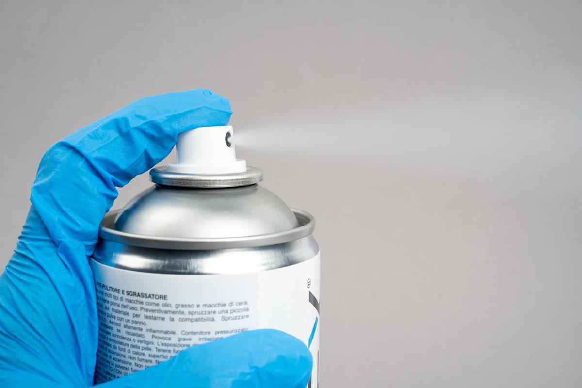 trennmittel spray fuer epoxy