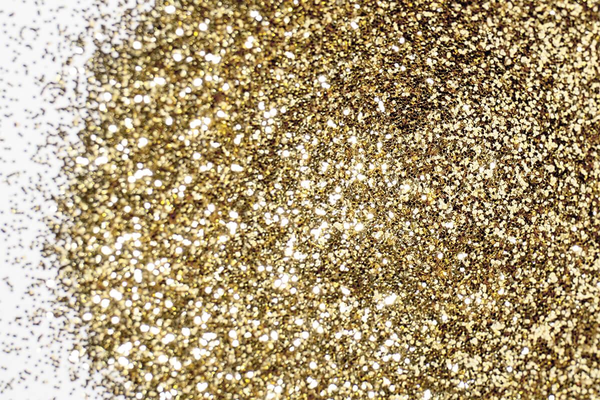 epoxidharz glitter farbe flake hyper bronze