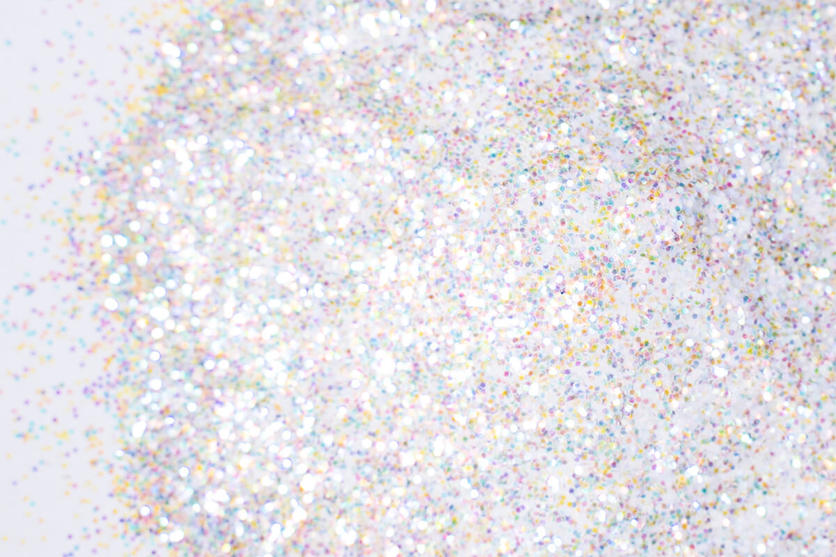 epoxidharz glitter farbe flake purple green holographic