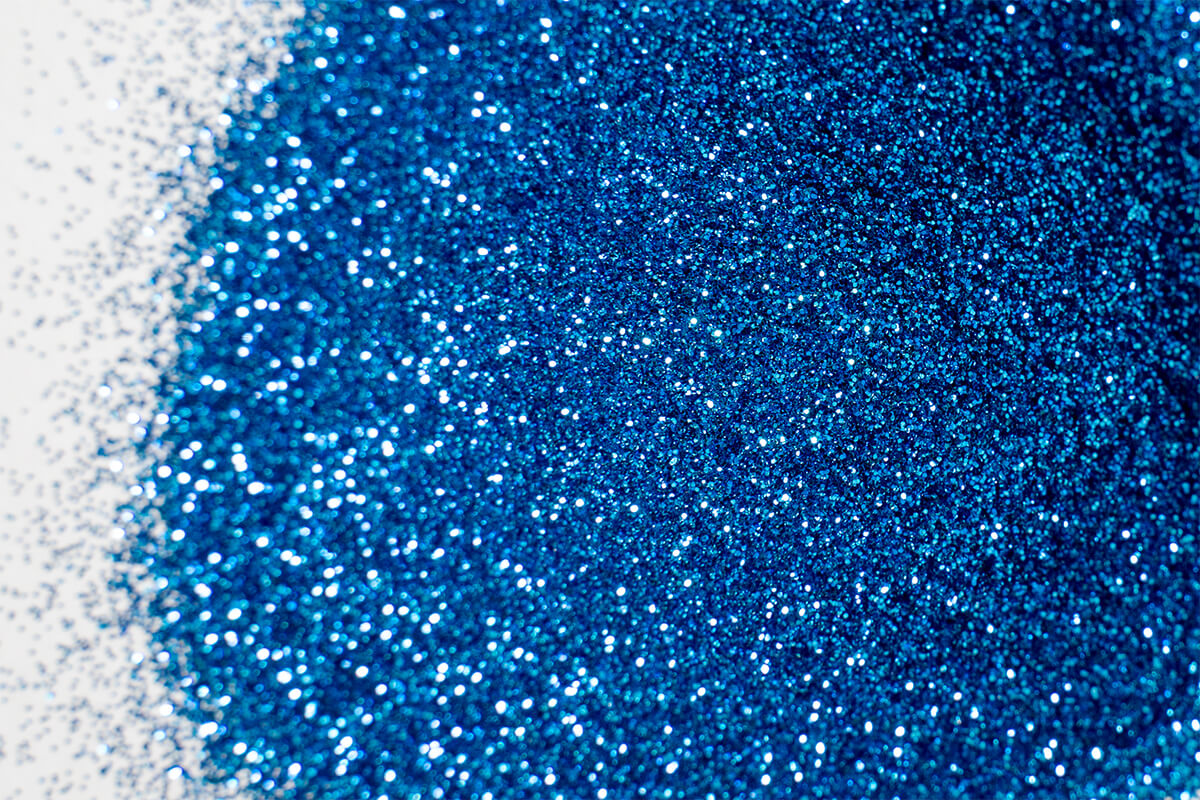 epoxidharz glitter farbe pigment blue