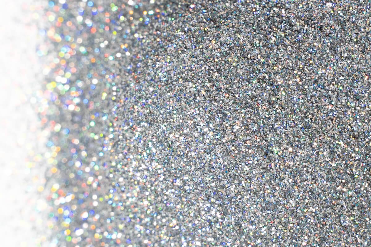 epoxidharz glitter farbe pigment silver holographic