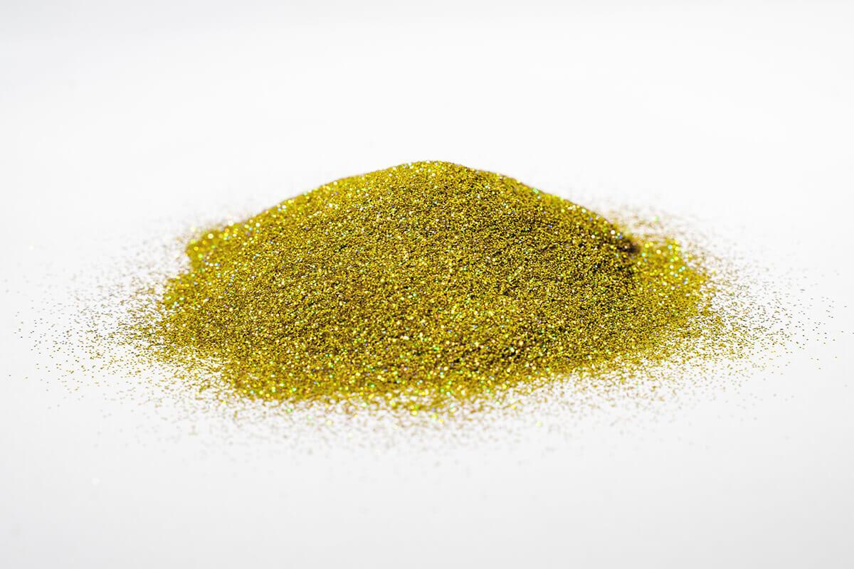 glitter glitzer farbe pigment gold holographic