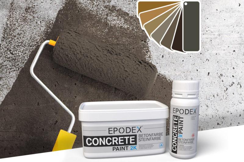 bodenfarbe betonfarbe concrete brown