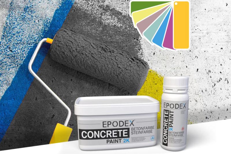 bodenfarbe betonfarbe concrete bunt