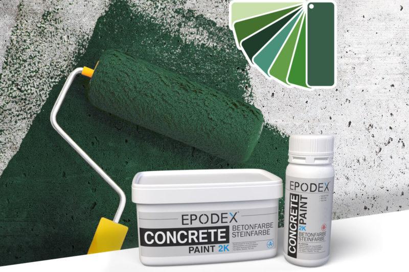 bodenfarbe betonfarbe concrete gruen