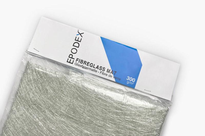 epodex fibreglass mat 300g