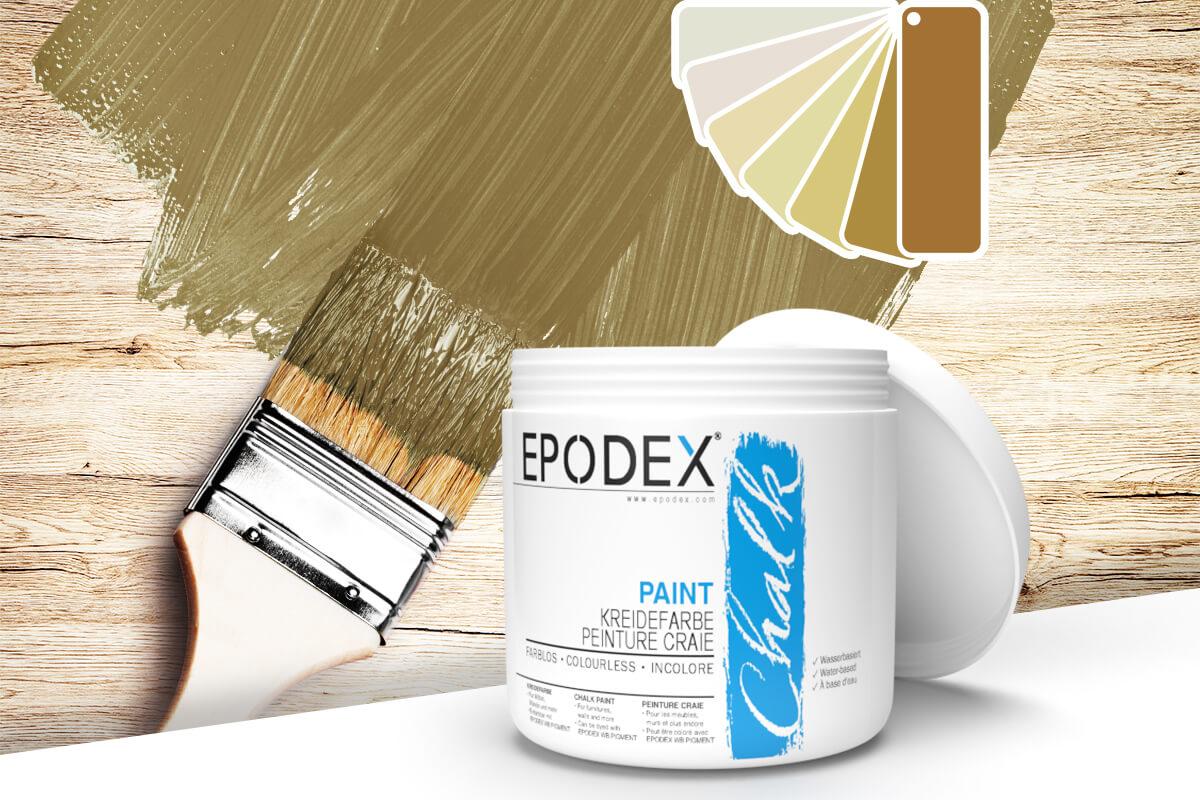 kreidefarbe chalk paint epodex beige