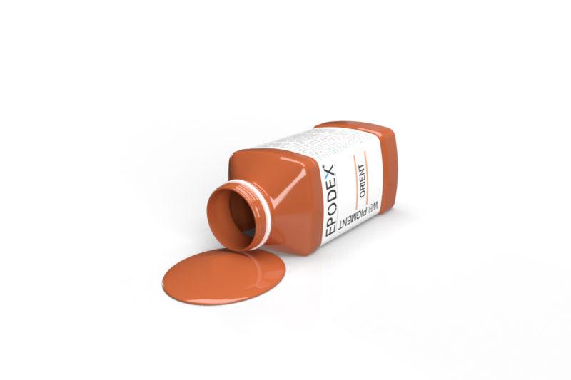 pigment farbe paint orient