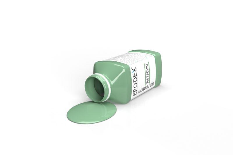pigment farbe paint pistacchio