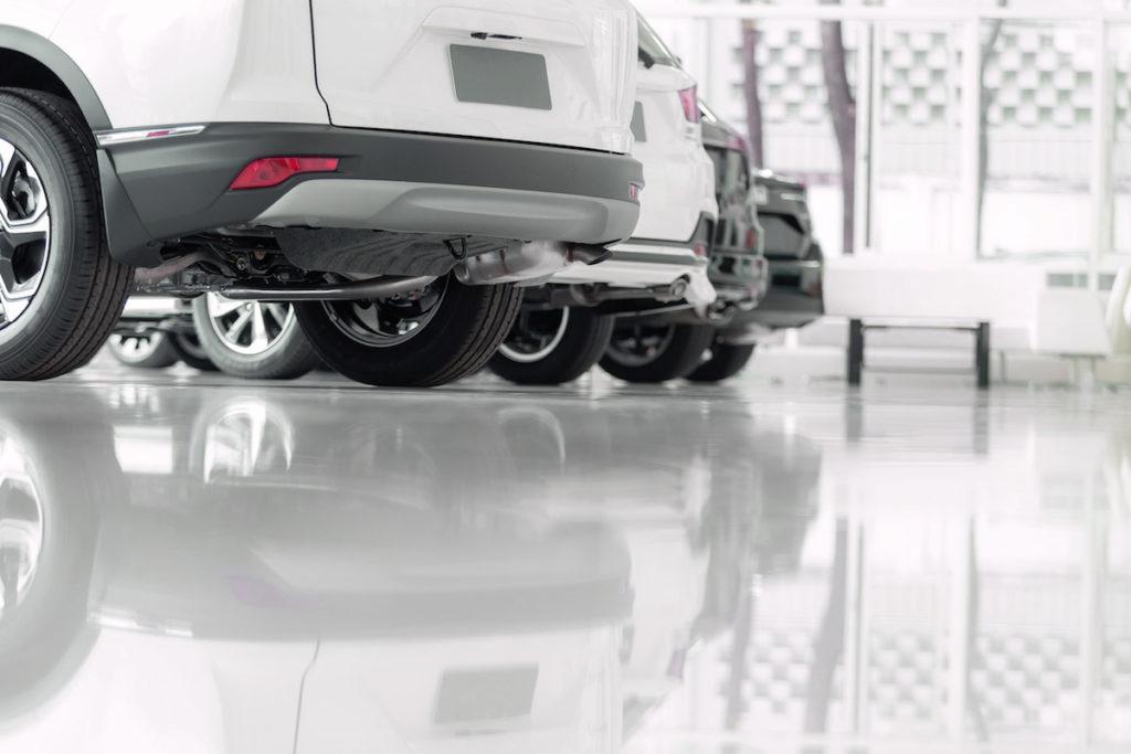 epoxy floor garage diy