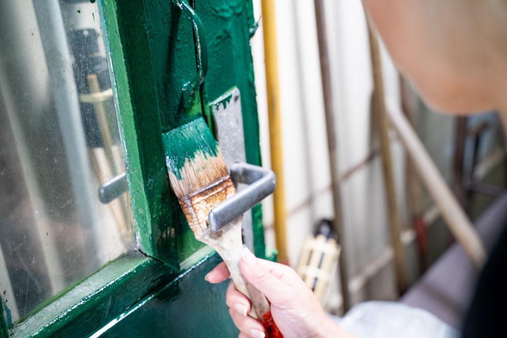 epoxy primer coating surfaces