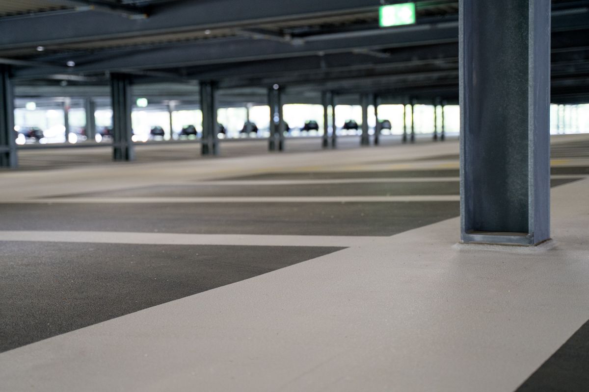 epoxy resin materials garage