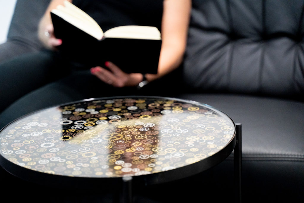 epoxy resin table clear transparent
