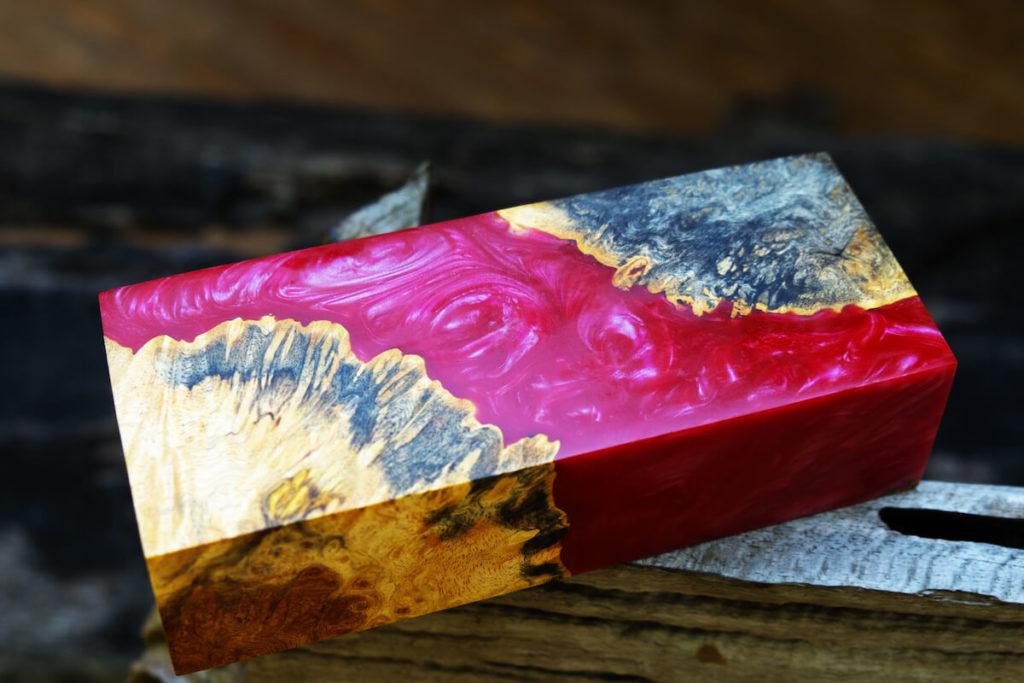 resin epoxy wood design