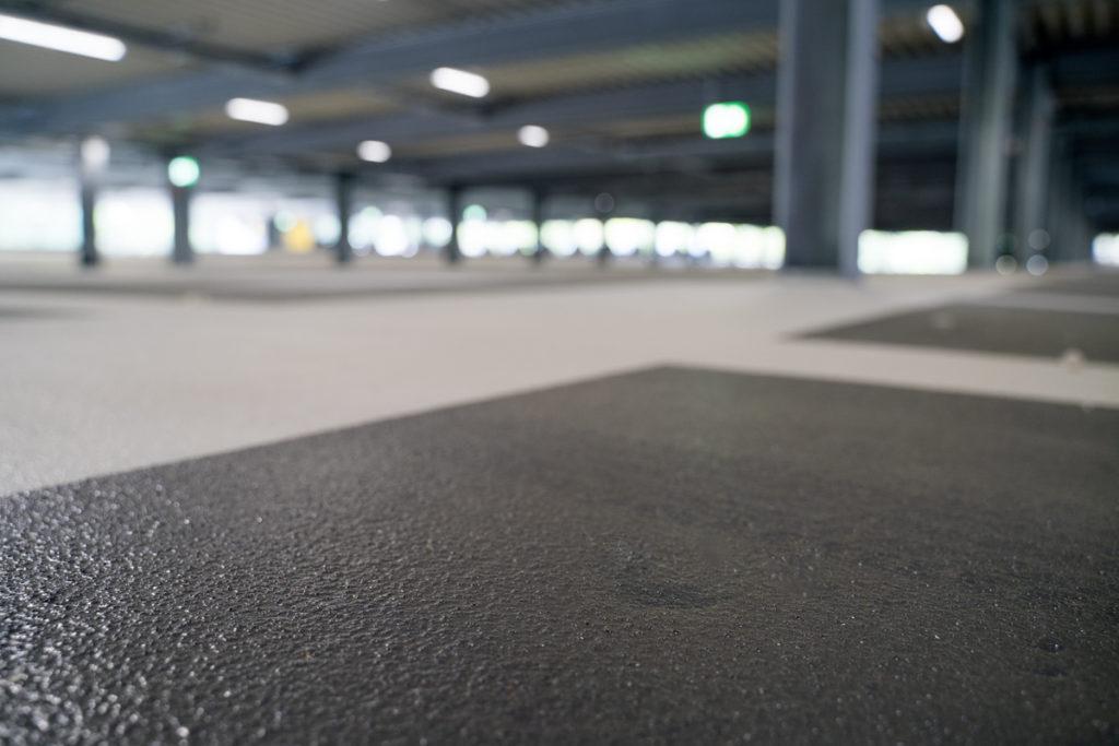 resin floor coat