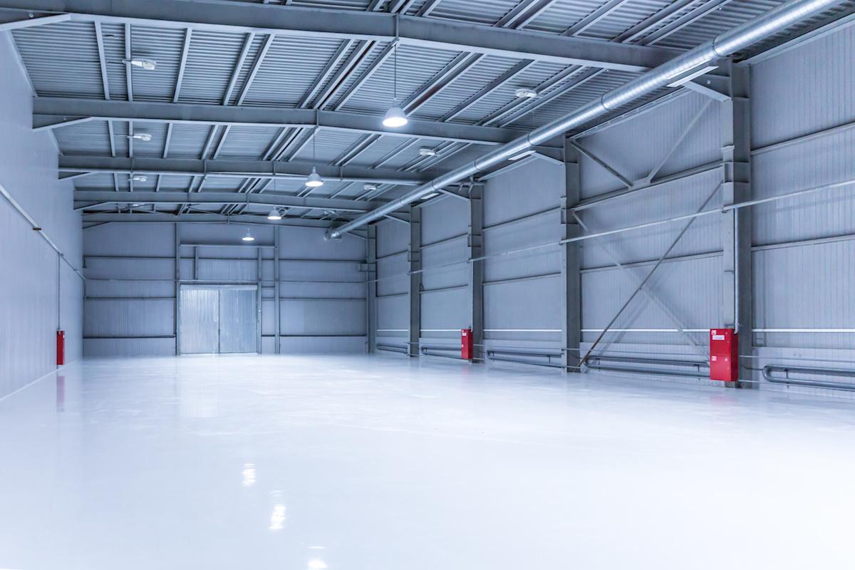 resin floor trade industry