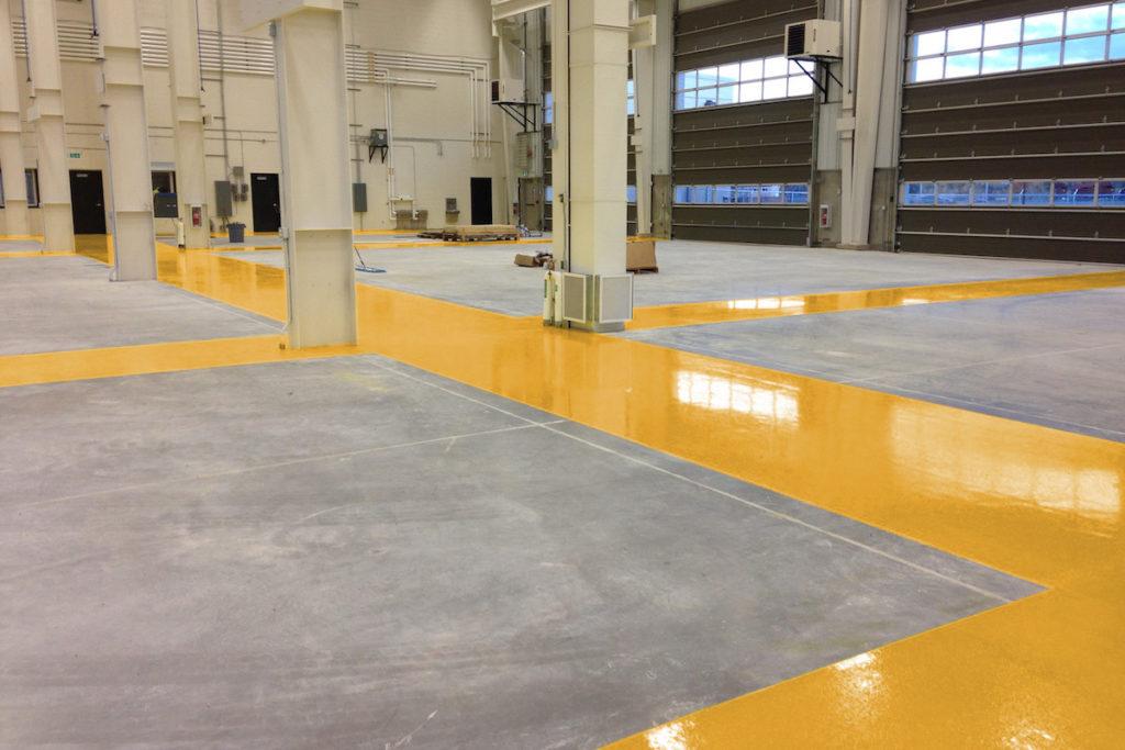 resin flooring diy