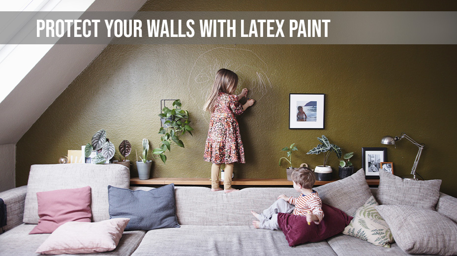 EPODEX LATEX PAINT in all colours