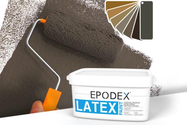 Latex paint epodex braun