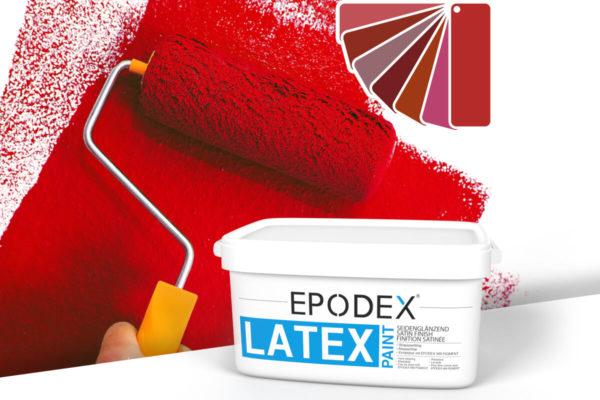 Latex paint epodex rot