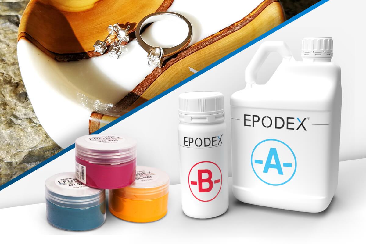 epoxy resin deco solid colours
