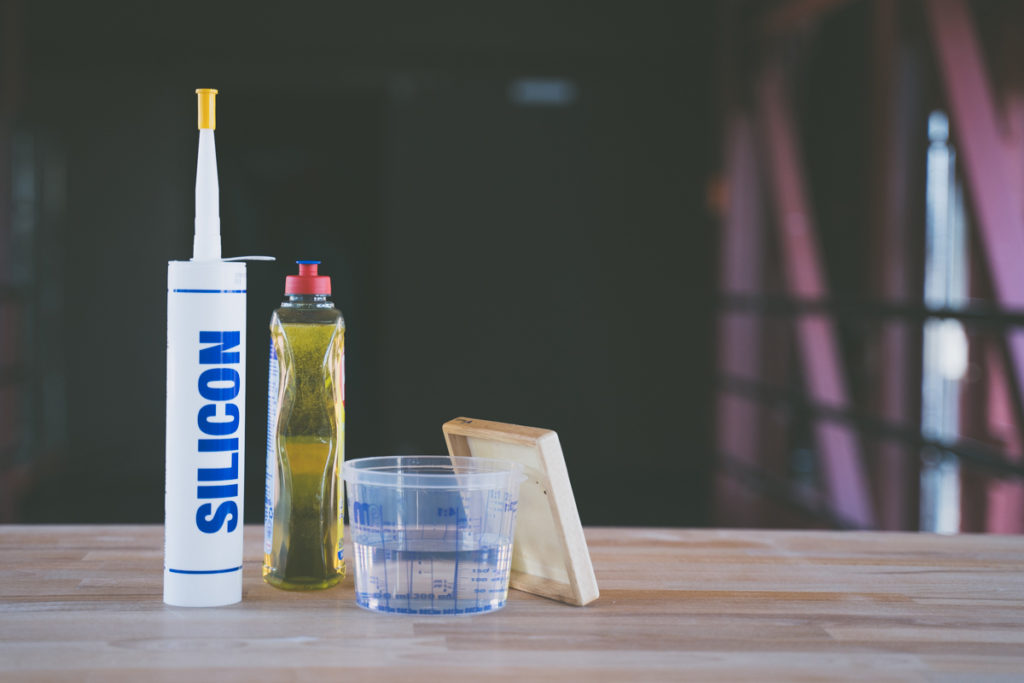 moule en silicone resine epoxy