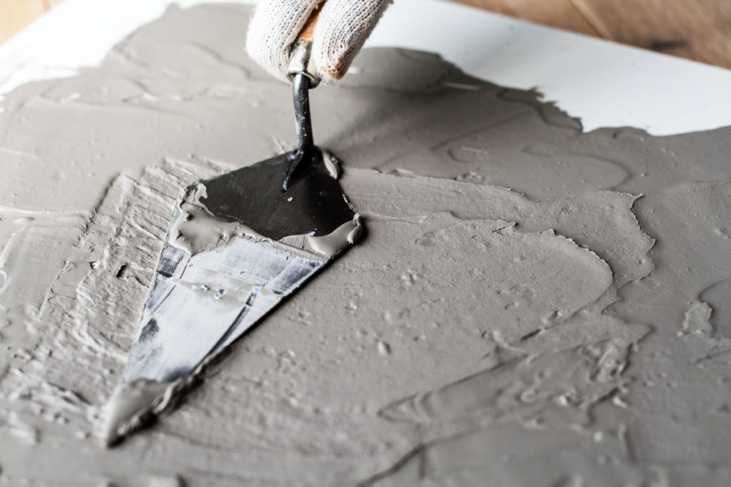 mortier epoxy acheter