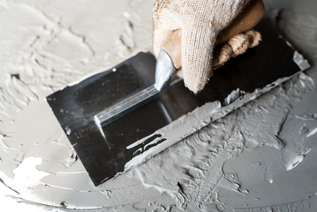 mortier epoxy resine pas cher
